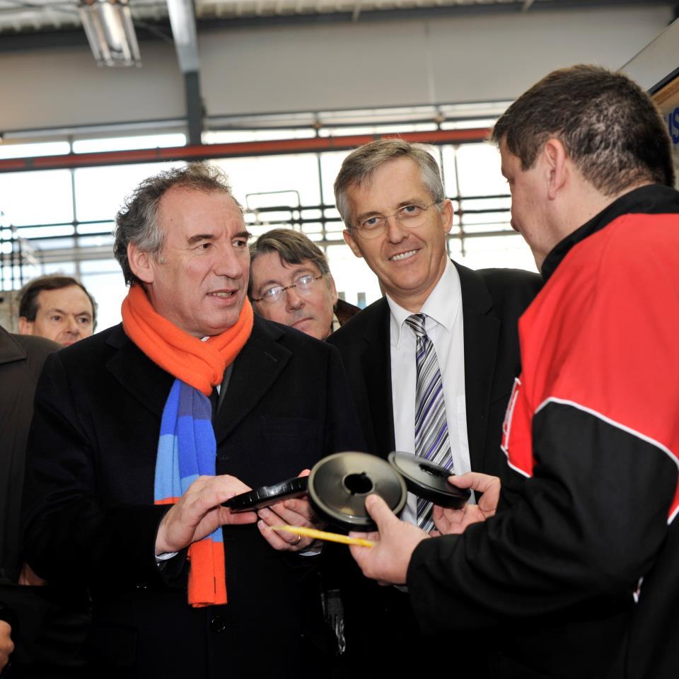 Bayrou et Lailler