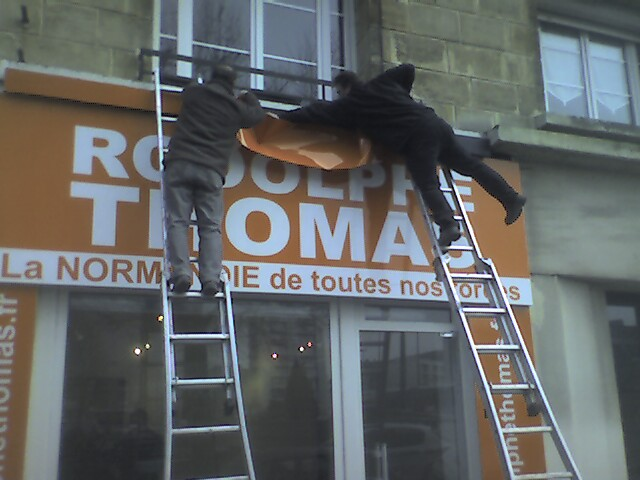 Permanence Rodolphe Thomas Caen Quai Hamelin
