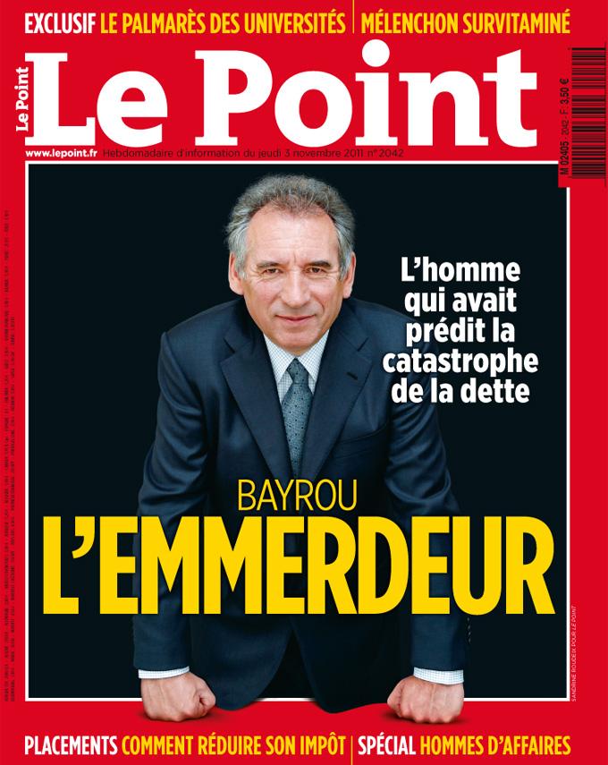 Bayrou L'emmerdeur
