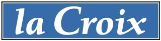 Journal La croix logo