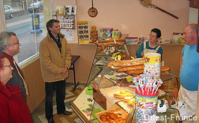 Boulangerie Grainville-Langannerie