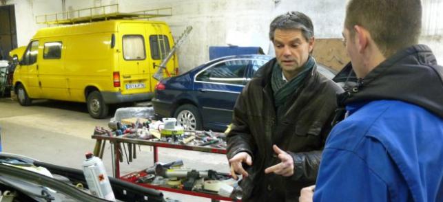 Rodolphe Thomas Garage